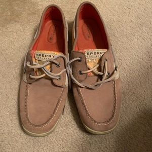 Sperry boat shoes size 11